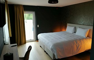 chambre d'hotel Pall'Ange Durbuy